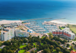 Ostsee Resort Damp, Außenansicht