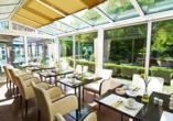 Ghotel hotel & living Kiel in Kiel an der Ostsee Frühstück