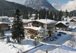 Hotel Enzian in Pertisau am Achensee, Winter