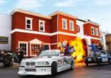 Movie Park Germany in Bottrop, Stuntshow
