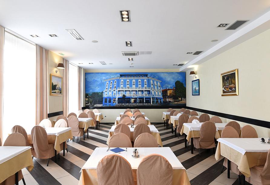 Hotel Park in Lovran, Kvarner Bucht, Restaurant