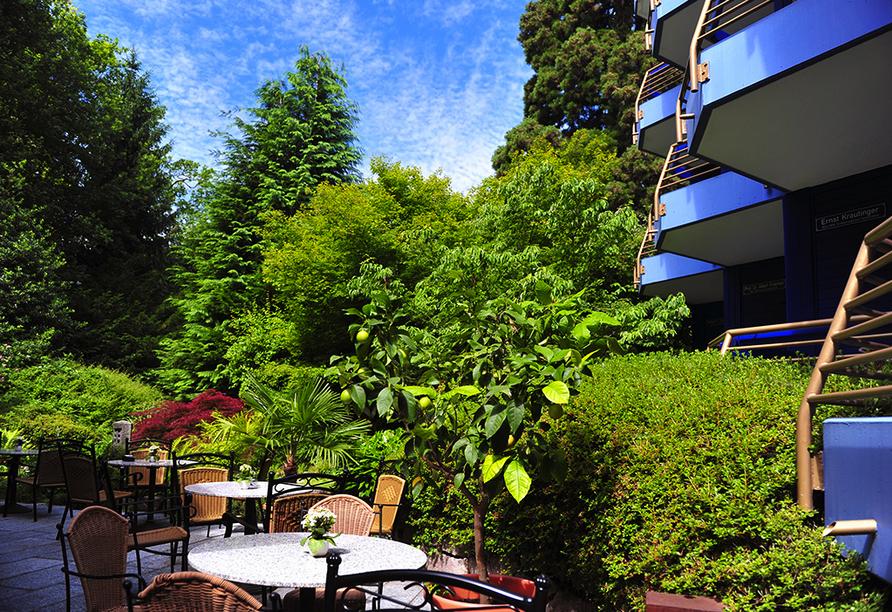 Fini-Resort Badenweiler, Sonnenterrasse