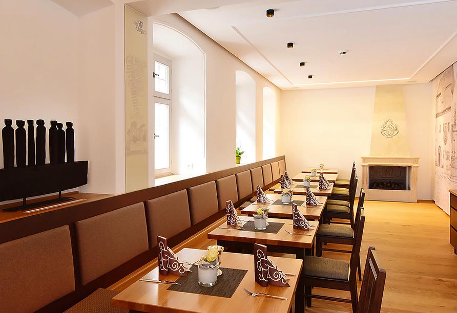 Hotel Gasthof Alte Vogtei in Wolframs-Eschenbach, Restaurant