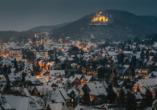 Hotel Harz in Wernigerode, Winter