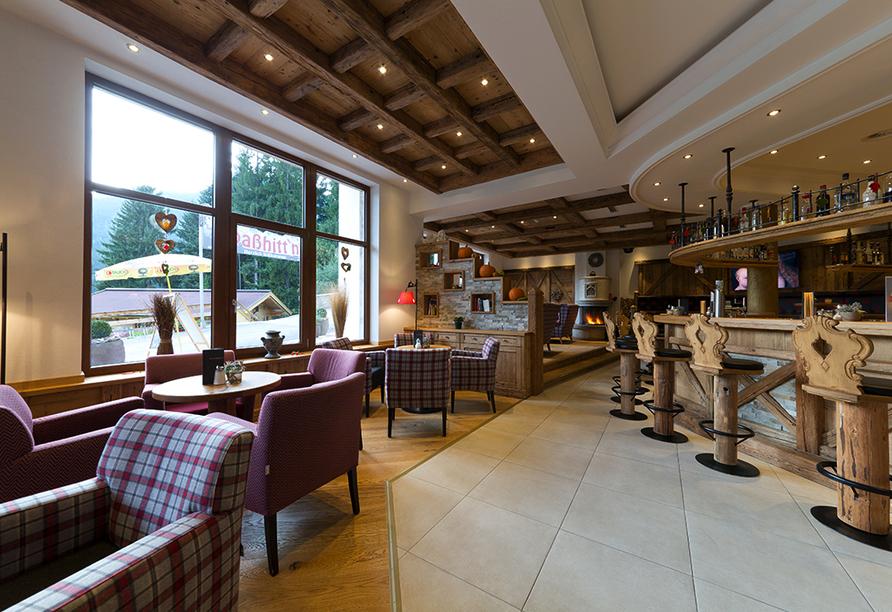 Hotel Berghof, Bar