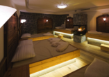 Hotel Berghof, Wellnessbereich