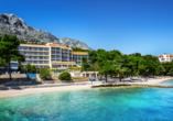 Hotel Aminess Grand Azur in Orebic, Außenansicht