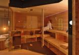 Hotel Der Hirschen, Sauna