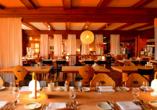 Hotel Der Hirschen in St. Märgen, Restaurant