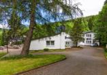 Berghotel Mellenbach in Mellenbach - Glasbach, Außenansicht