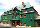 Hotel Grünes Haus in Gottesgab, Außenansicht