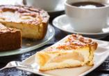 Landhotel Gödeke, Kaffee und Kuchen