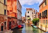 Hotel Villa Patriarca, Venedig Kanal