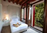 Hotel Villa Patriarca, Beispiel Einzelzimmer