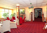 Parkhotel Weber-Müller in Bad Lauterberg, Foyer