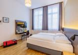 JUFA Hotel Bregenz am Bodensee, Zimmerbeispiel