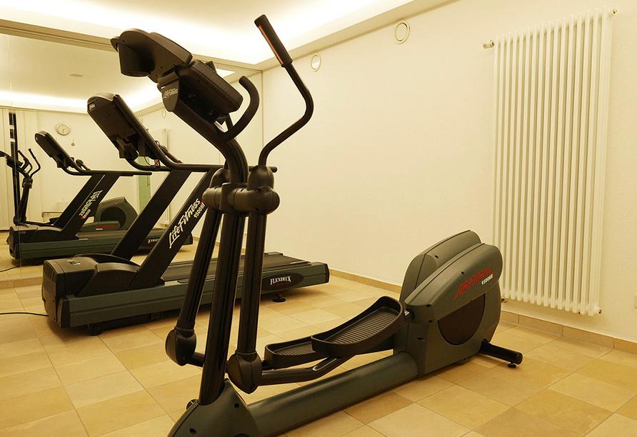 Seehotel am Tankumsee, Fitnessraum