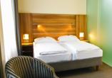 Ghotel hotel & living Kiel in Kiel an der Ostsee Zimmerbeispiel