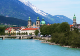 Hotel Enzian in Pertisau am Achensee, Ausflugsziel Innsbruck
