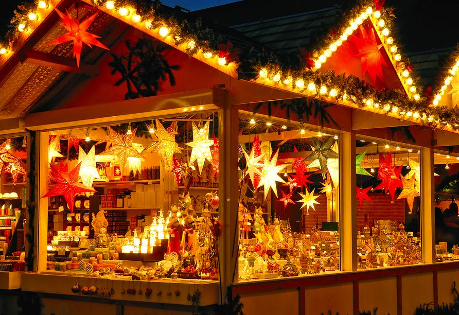 Hotel Rheinlust, Boppard, Weihnachtsmarkt