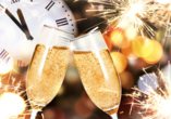 Silvester, Frohes Neues Jahr