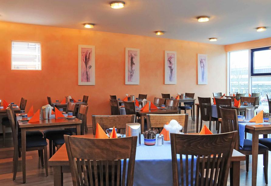 Ates Hotel, Restaurant