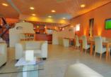 Ates Hotel, Lounge und Bar
