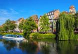 Ates Hotel, Kanal Strassburg