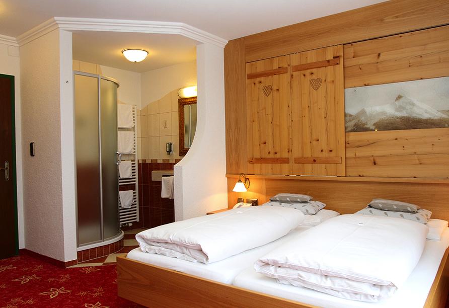 Hotel Völserhof in Bad Hofgastein, Zimmerbeispiel 2