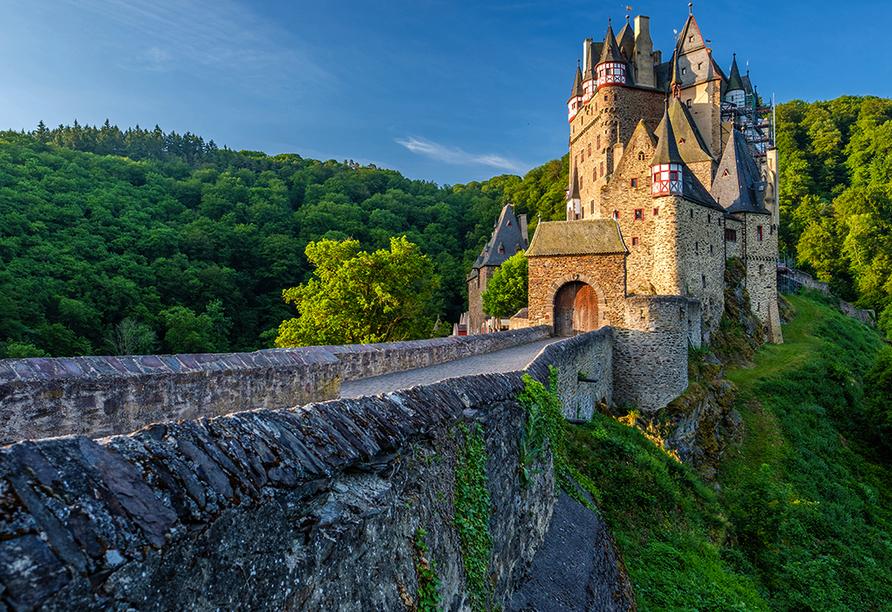 Pension Konschake, Burg Eltz