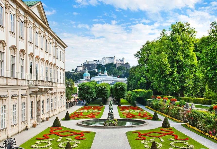 Hotel Elisabethpark in Bad Gastein im Salzburger Land, Salzburg