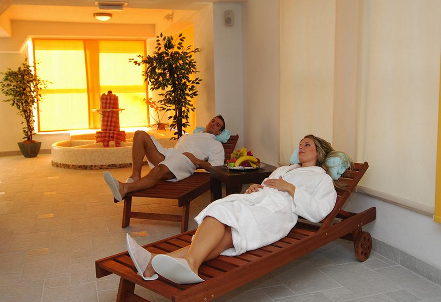 Hotel Park in Lovran, Kvarner Bucht, Wellnessbereich