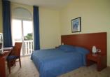Hotel Park in Lovran, Kvarner Bucht, Zimmerbeispiel Balkon