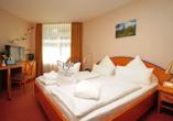 Fini-Resort Badenweiler, Beispiel Doppelzimmer