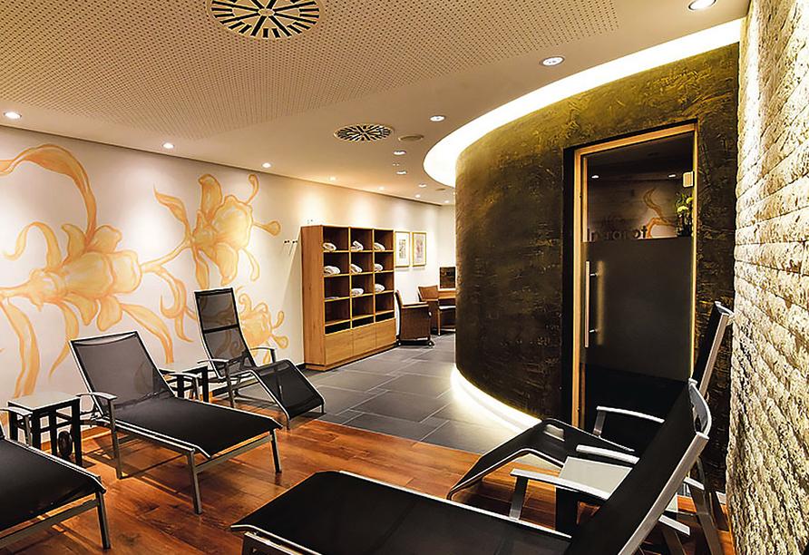 Hotel Gasthof Alte Vogtei in Wolframs-Eschenbach, Ruhezone