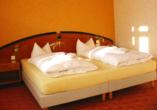Hotel Weißer Hirsch, Zimmerbeispiel