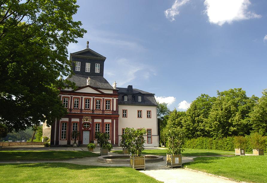 Hotel Weißer Hirsch, Kaisersaal Schwarzburg