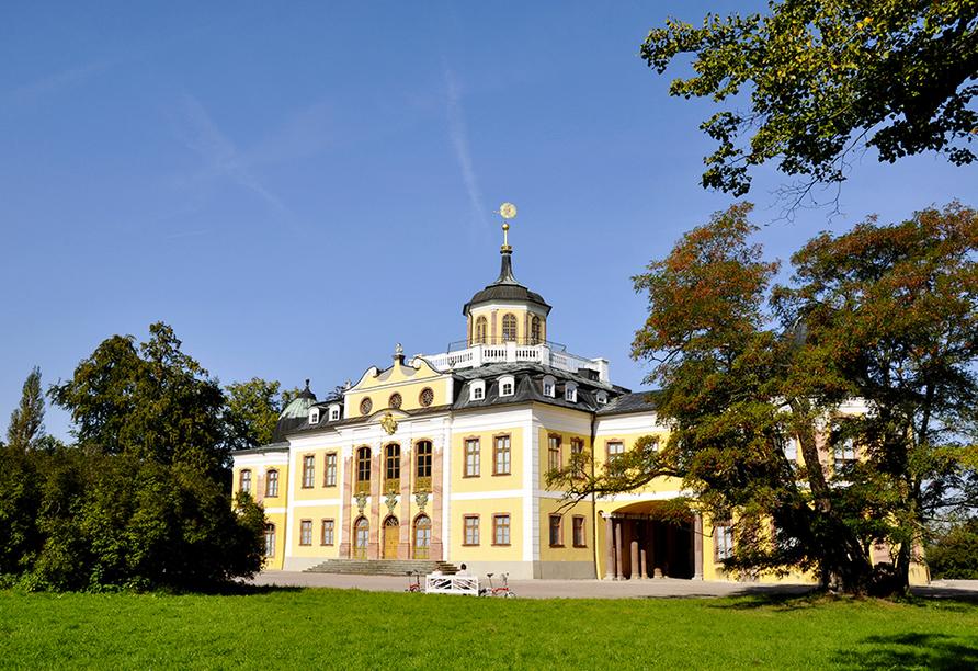 Hotel Weißer Hirsch, Ausflugsziel Weimar