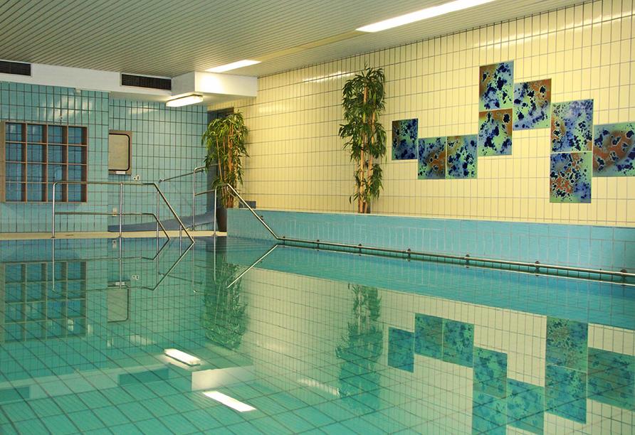 Hotel Am Kurpark Brilon, Hallenbad