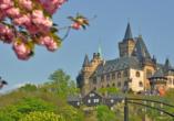 Hotel Harz in Wernigerode, Schloss Wernigerode