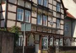 Hotel Harz in Wernigerode, Außenansicht