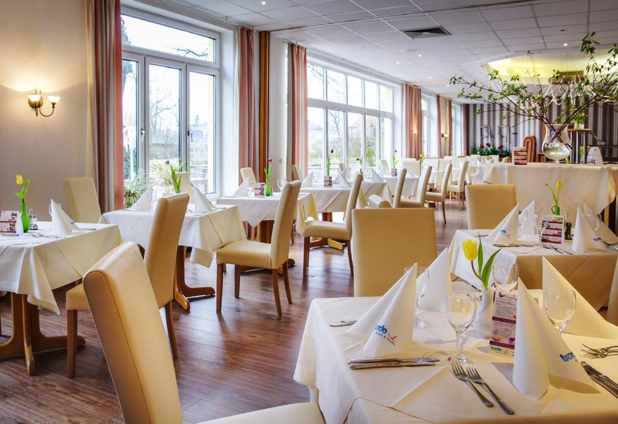 Seehotel Brandenburg an der der Havel, Restaurant