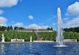 Seehotel Brandenburg an der Havel, Park Sanssouci