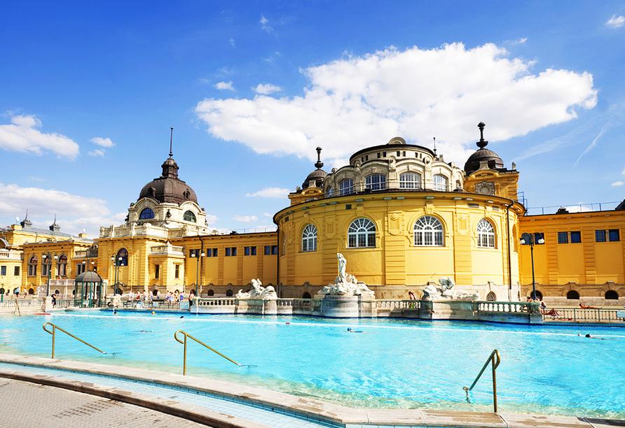 Expo Congress Hotel Budapest, Széchenyi Heilbad