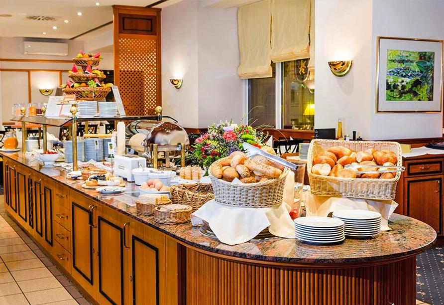 Ringhotel Residenz Alt Dresden, Frühstück