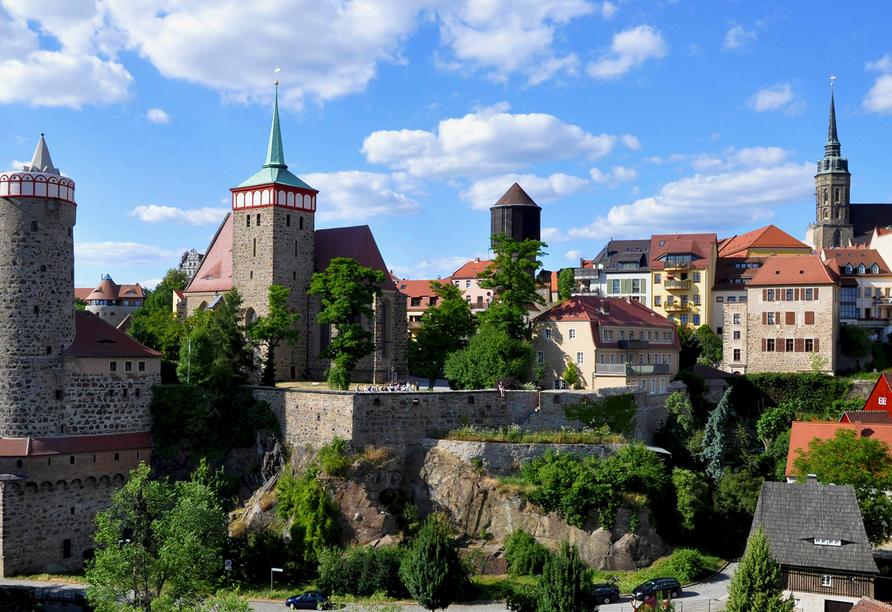 Best Western Plus Hotel Bautzen in der Oberlausitz, Stadtansicht