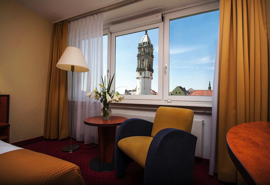 Best Western Plus Hotel Bautzen in der Oberlausitz, Zimmerbeispiel