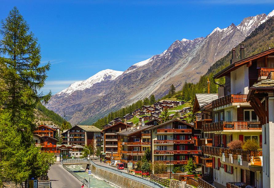 Hotel Walliserhof in Täsch, Zermatt