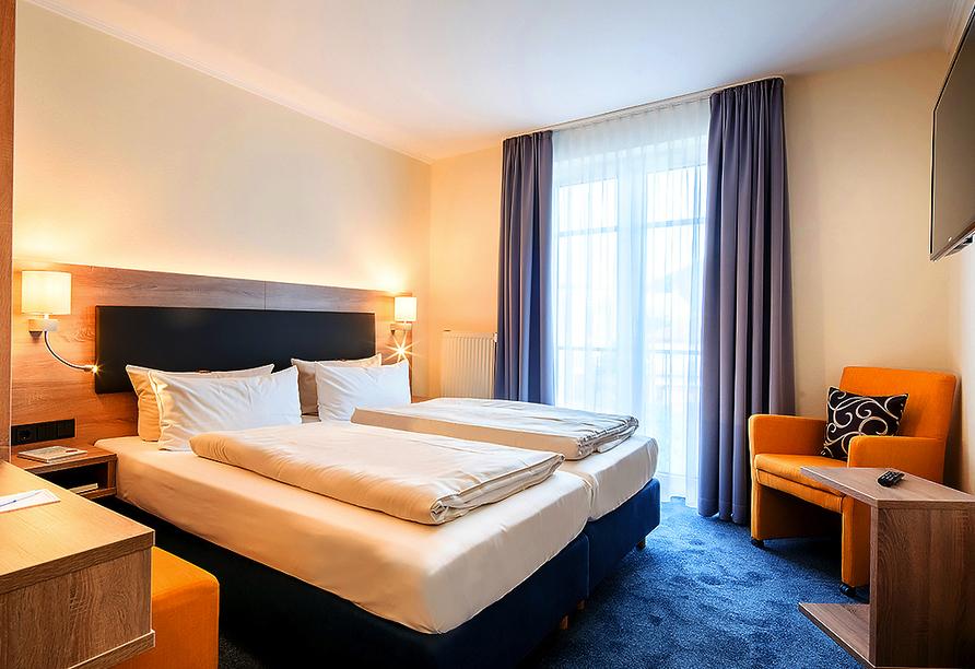 Best Western Parkhotel Leiß in Lohr am Main, Zimmerbeispiel