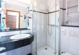 Best Western Parkhotel Leiß in Lohr am Main, Badezimmerbeispiel